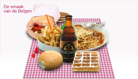 Gastronomie belgische keuken recepten en wijntips - Restaurant cuisine belge bruxelles ...